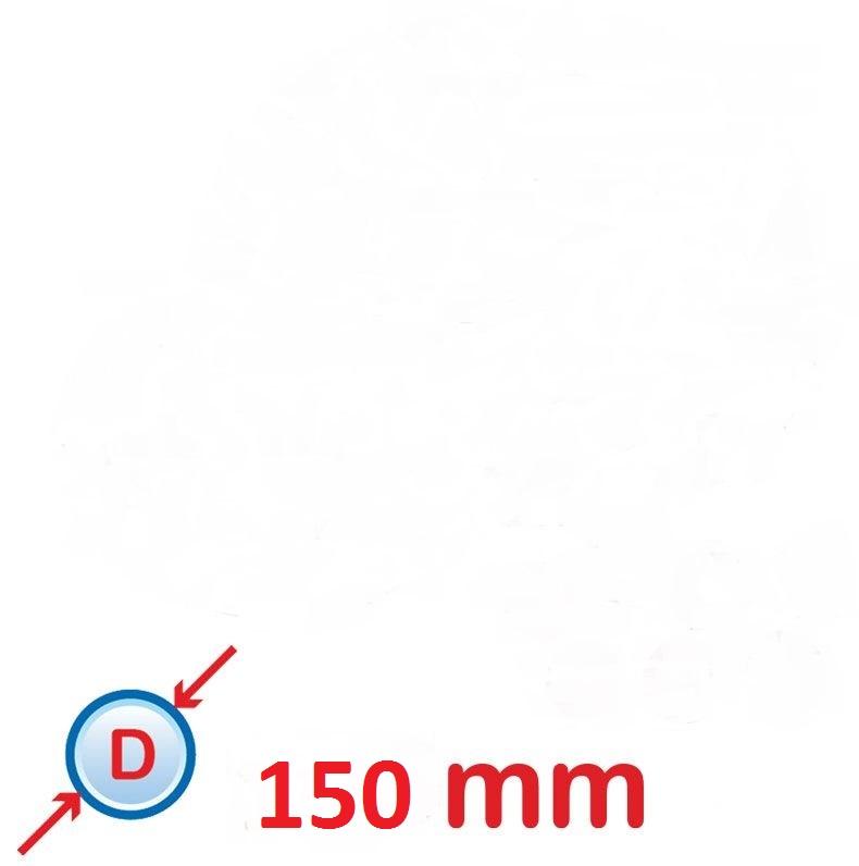 9888fae3bdc Колело за косачка пластмасово с метална втулка 150mm - Резервни части